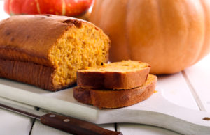 Old Virginia —Spiced Pumpkin— Pound Cake