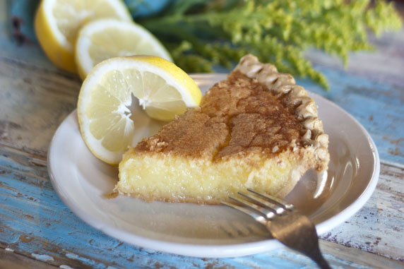Lemon-Chess-Pie image