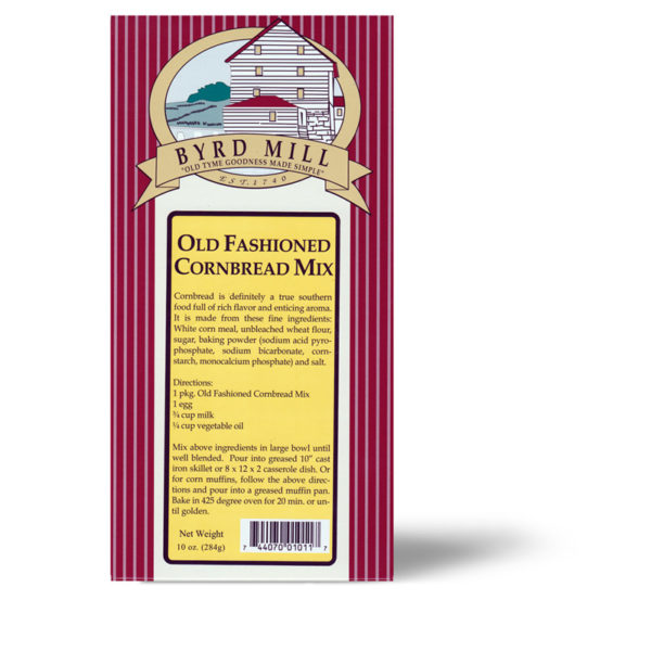 Old Fashioned Cornbread Mix