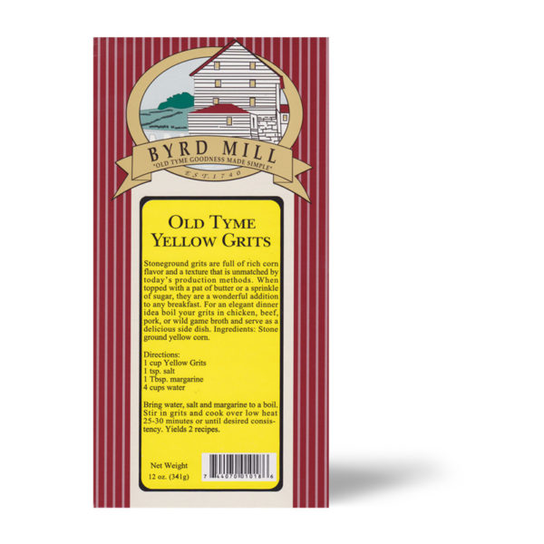 Old Tyme Yellow Grits