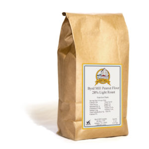 5 lb Peanut Flour Light 28 %