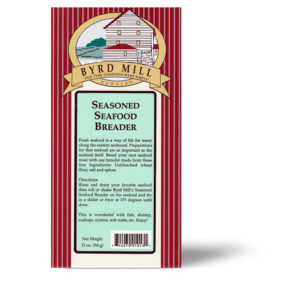 Seasoned Seafood Breader