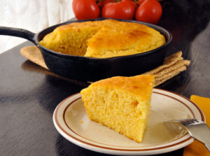 Corn Bread Southern-Cooking
